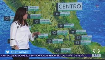 Clima Al Aire: Valle de México registrará ambiente caluroso