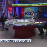 Foto: Cómo Debe Lidiar Amlo CNTE 5 Febrero 2019