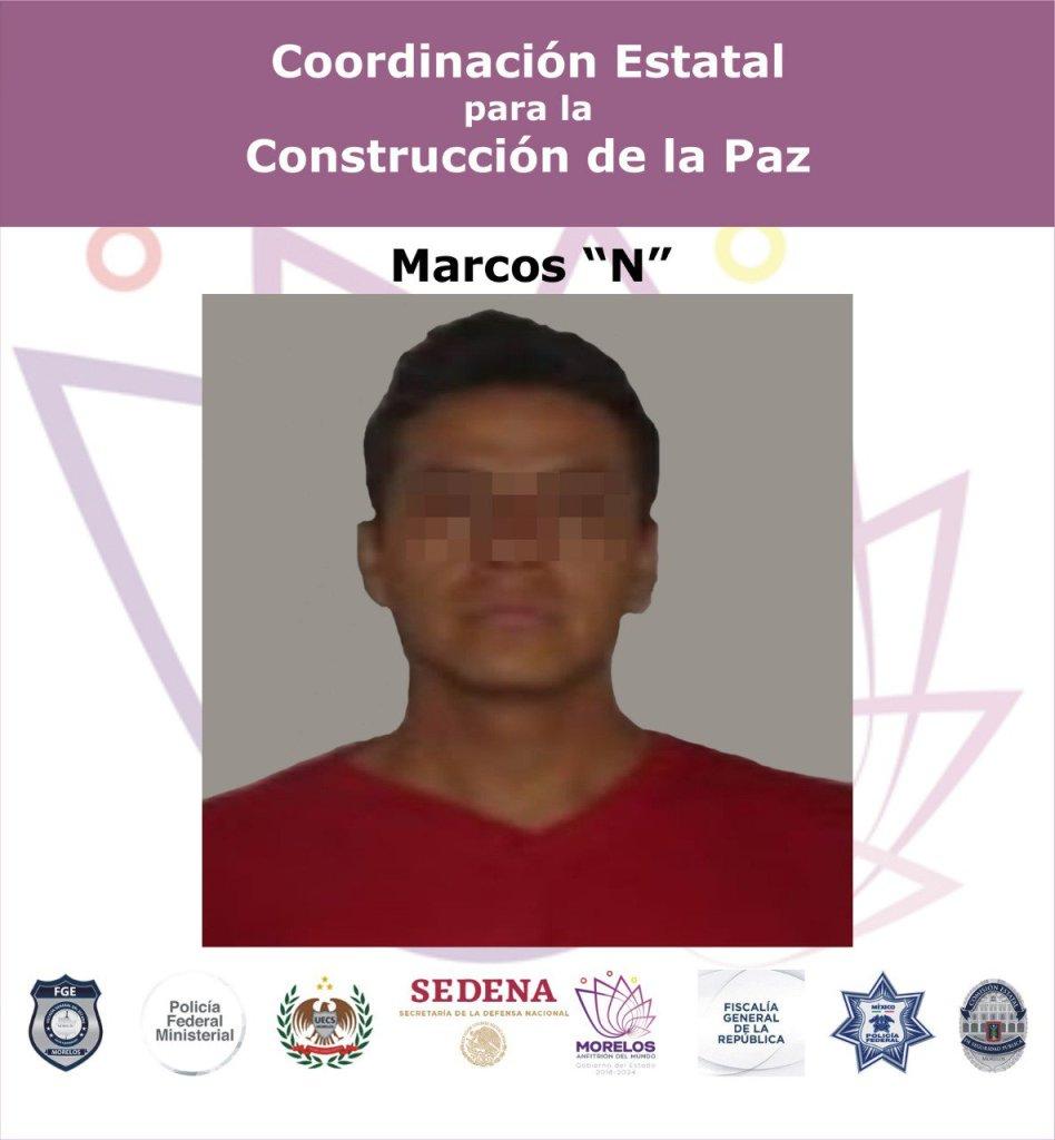 Foto: Condenan a integrante de 'Los Rojos' por matar a joven a machetazos 13 febrero 2019
