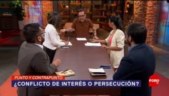 Foto: Conflicto De Interés Persecución CRE 20 de Febrero 2019