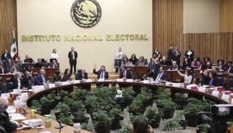 elecciones extraordinarias puebla, ine, consejo general, Twitter, @INEMexico, 6 febrero 2019