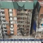 Foto: Continúan Abandonados Edificios Dañados Sismo 2017 06 de Febrero 2019