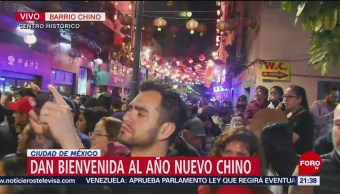 Foto: Bienvenida Año Nuevo Chino Cdmx 05 de Febrero 2019
