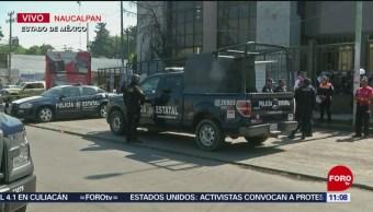Desalojan juzgados por amenaza de bomba en Naucalpan, Edomex