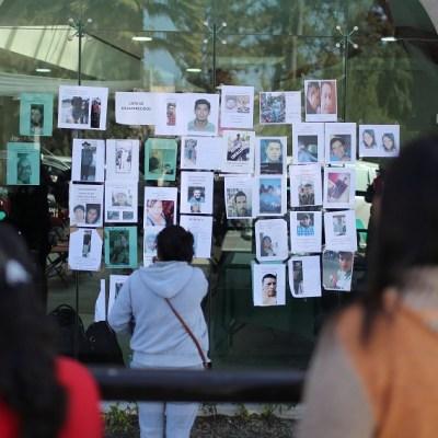 Familias de desaparecidos en Tlahuelilpan no pierden la fe
