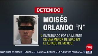 FOTO: Detienen a presunto feminicida en Oaxaca, 17 febrero 2019