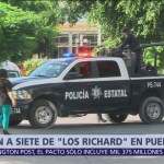 Detienen a presuntos integrantes de 'Los Richard', banda de huachicoleros