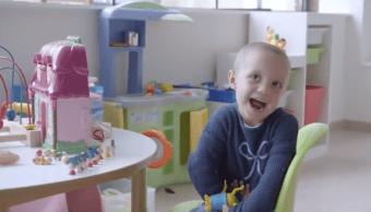 FOT Leucemia, cáncer más frecuente entre niños mexico 2019