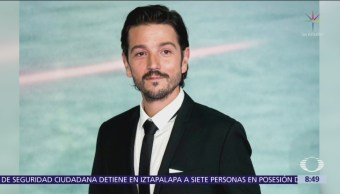 Diego Luna será presentador en los Premios Oscar
