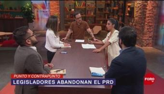 Foto: Diputados Perredistas Abandonan Partido 20 de Febrero 2019