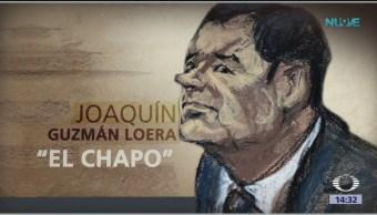 Foto: El Chapo es declarado culpable, tendrá cadena perpetua