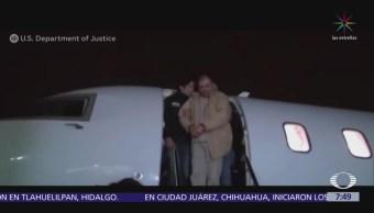 'El Chapo' está en la cárcel metropolitana de Manhattan esperando sentencia