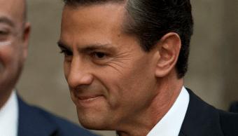 FOTO Peña Nieto niega propiedad en Madrid, responde a Ricardo Raphael/ Ap archivo 8 enero 2016