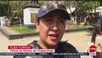 FOTO: Entra en operación la Policía de Género en Guerrero, 16 febrero 2019