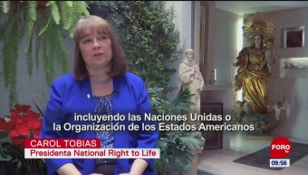 Entrevista con Carol Tobias