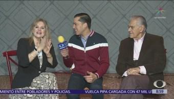 Erika Buenfil y Erick del Castillo protagonizan 'Terapia divina'