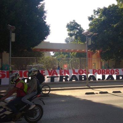 Estalla huelga en Universidad Autónoma Benito Juárez de Oaxaca