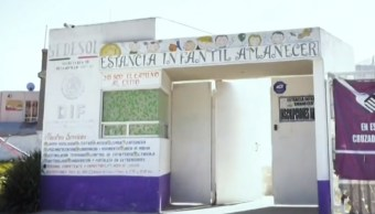 Padres de familia de Zumpango piden a estancia infantil que siga operando