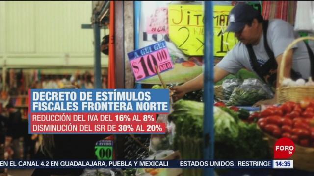 Foto: Estímulos fiscales a la frontera norte, ¿de qué se trata?