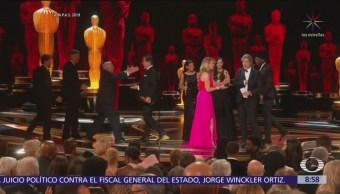 Estos son los ganadores de los Premios Oscar