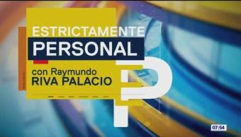 Estrictamente Personal: Programa del 28 de febrero del 2019