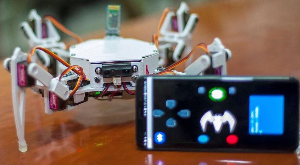 estudiantes ipn crean robot busqueda y rescate de personas