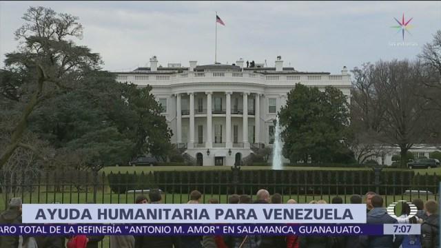 EU y Colombia preparan envío de ayuda humanitaria a Venezuela