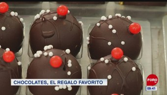 Extra, Extra: Chocolates, el regalo favorito