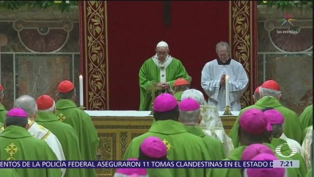 Finaliza en el Vaticano la cumbre sobre pederastia