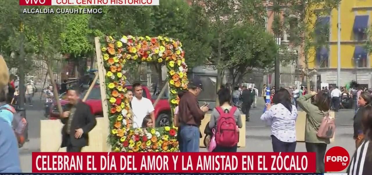 Foto: Flores, para celebrar el amor en San Valentín