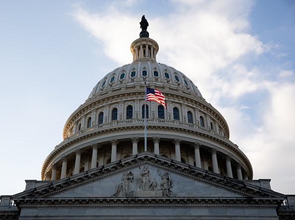 Foto: Sede del Congreso de Estados Unidos en Washington D.C. del 15 de enero del 2019