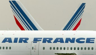 Foto: Un Air France Boeing 777 parado en el aeropuerto Charles De Gaulle en Roissy, Francia, el el 28 de marzo de 2003