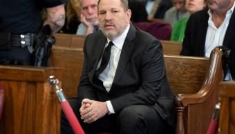 Foto: El productor de cine Harvey Weinstein asiste a una audiencia en la Corte Suprema del Estado de Nueva York, EEUU, el 25 de enero de 2019