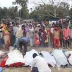 Foto: Varias personas murieron por consumir alcohol adulterado en las regiones de Golaghat y Jorhat, en India, el 22 de febrero de 2019