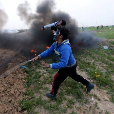 ONU reporta muerte de 40 niños palestinos en Gaza a manos de tropas israelíes