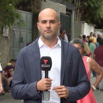 Telemundo repudia 'secuestro' de su corresponsal en Venezuela