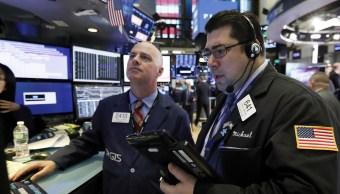 Foto: Sesión en la Bolsa de Nueva York del 14 de febrero de 2019