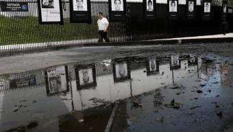 Foto: Fotografías de los 43 jóvenes desaparecidos de Ayotzinapa, 26 septiembre 2018, Ciudad de México
