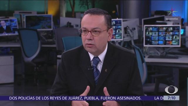 Germán Martínez, director del IMSS, habla en Despierta de guarderías y estancias infantiles