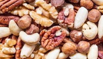 foto tipos de nueces