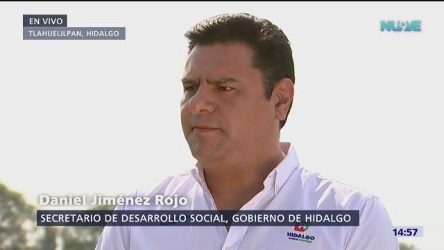 Foto: Gobierno de Hidalgo continúa apoyando a víctimas de Tlahuelilpan