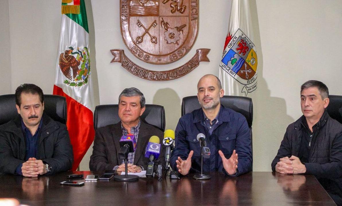 Foto: Por solicitud del municipio de San Pedro Garza García, la SSP de Nuevo León asume el control de la Policía el 9 de febrero de 2019