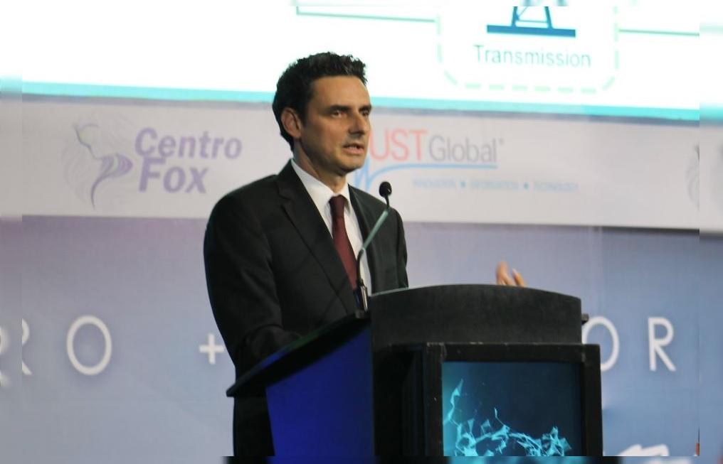 Foto: Guillermo Ignacio García Alcocer, ocupaba el cargo de de la Comisión Reguladora de Energía (CRE), 15 febrero 2019