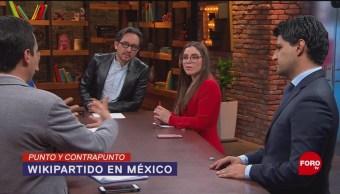 Foto: Hacen Falta Nuevos Partidos Políticos 12 de Febrero 2019
