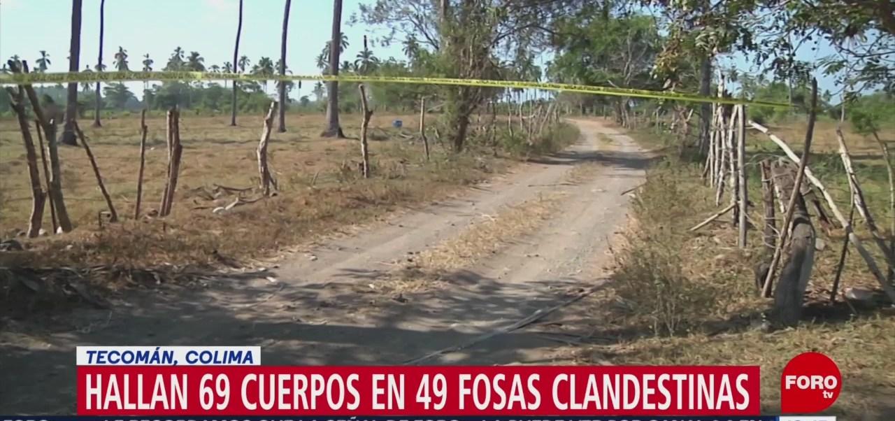 Foto: Hallan Cuerpos Fosas Clandestinas 13 de Febrero 2019