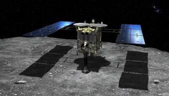 Hayabusa2, la sonda japonesa que tocó la superficie del lejano asteroide Ryugu