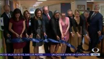 Inauguran 'Centro pediátrico del corazón ABC-Kardias'