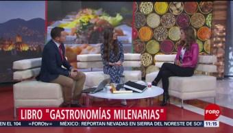 Ingrid Yrivarren presenta su libro 'Gastronomías Milenarias'