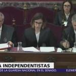 Foto: Inicia juicio contra 12 funcionarios catalanes por proclamación de independencia