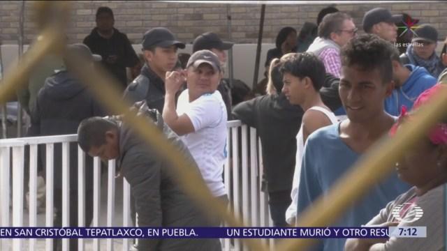 INM ha deportado a más de cien migrantes en Coahuila